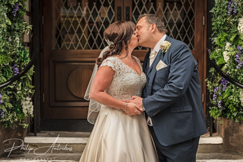 Just Married at the Richmond Hotel Liverpool